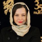 مهراوه شریفی نیا بر روی فرش قرمز جشنواره فیلم اسپانیا