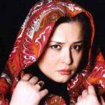 عکس بالکن برفی مهراوه شریفی نیا