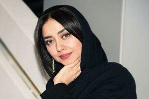 تیپ متفاوت اما با وقار بهاره کیان افشار در اکران کمدی انسانی