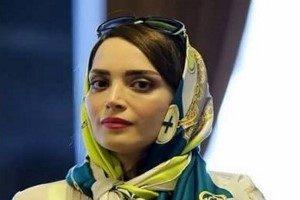 تمرین ووشو بهنوش طباطبایی با الهه منصوریان، قهرمان جهان در روز برفی تهران