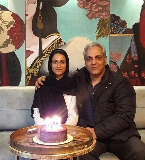 تولد دختر مهران مدیری