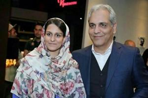 عکس مهران مدیرى در شب تولد دخترش شهرزاد