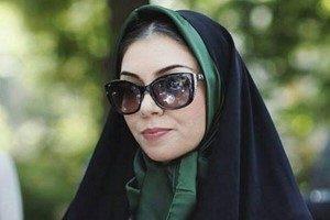 تیپِ آزاده نامداری مخصوص جشنواره فجر