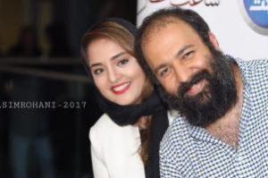 نرگس محمدی تولد مادر شوهر مهربانش را تبریک گفت!