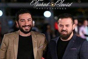 شروع و پایان هومن سیدی و نوید محمدزاده در افتتاحیه جشنواره فیلم فجر