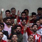 حرکت هواداران که بازیکنان پرسپولیس را شوکه کرد! + عکس