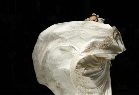 عکس :شوی لباس عروس