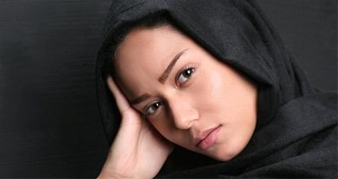 عکس های جدید پریناز ایزدیار بازیگر سریال پنج کیلومتر تا بهشت