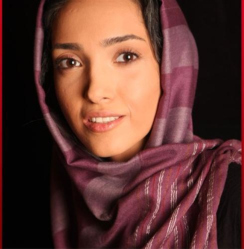 عکس:خاطره اسدی بازیگر نقش سارا در سریال سقوط یک فرشته