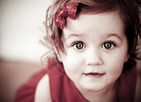 عکس:عکس های پرتره فوق العاده زیبا از کودکان