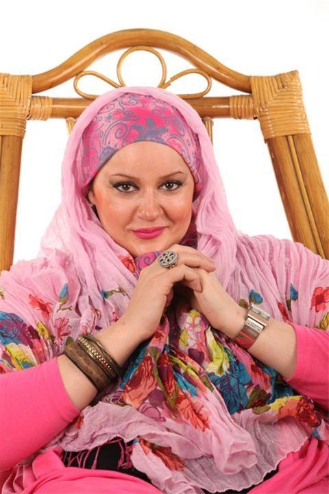 عکس:2عکس از نعیمه نظام دوست (بازیگر زن)