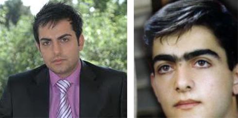 عکس:حامد کمیلی، زمانی که هنوز معروف نشده بود!!