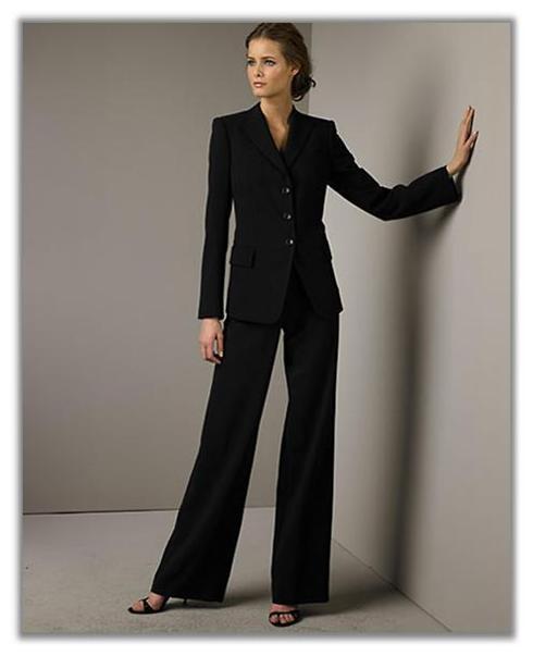 عکس:جدید ترین مدلهای کت وشلوار زنانه