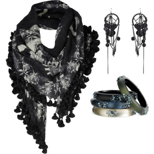 عکس:جدیدترین روسری های 2011