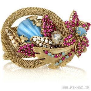 عکس:مدل های جدید دستبند زنانه