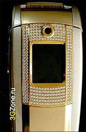 شیکترین و گرانترین تلفنهای همراه دنیا !