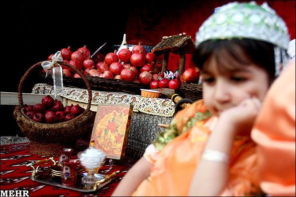 عکسهای دیدنی جشنواره انار یاقوت بهشت