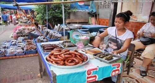 عکس : بازار گوشت در چین