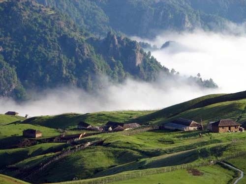 تصاویر دیدنی: زیباترین کشور جهان
