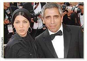 مهرداد ذوالنور، همسر سمیرا مخملباف، اعلام کرد