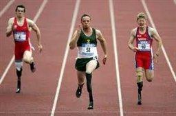 مردان و زنان شگفت انگیز(5)/ سریعترین دونده بدون پای جهان