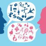 جدول تفاوت ویژگی های زنان و مردان