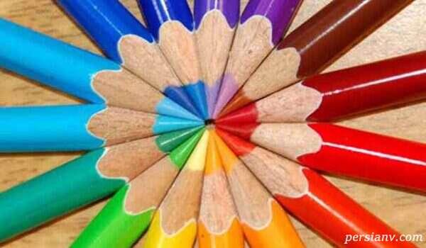 خواص رنگ درمانی