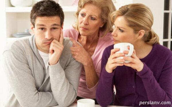 چرا عروس ها و مادرشوهر ها به تفاهم نمی رسند؟