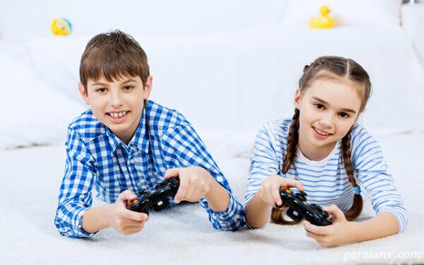 تأثیر بازیهای کامپیوتری خشن بر مغز