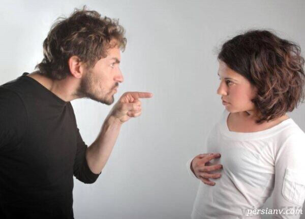 نحوه برخورد با زن عصبانی