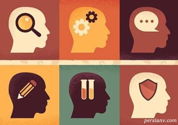 روانشناسی تیپ های مختلف شخصیتی