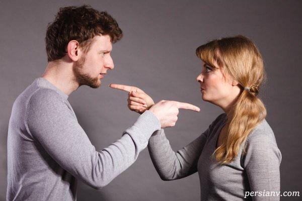 علت دوری مرد از همسرش