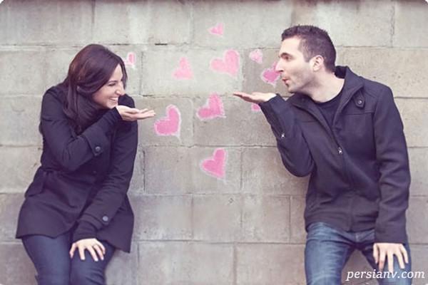 همدلی در دوران نامزدی