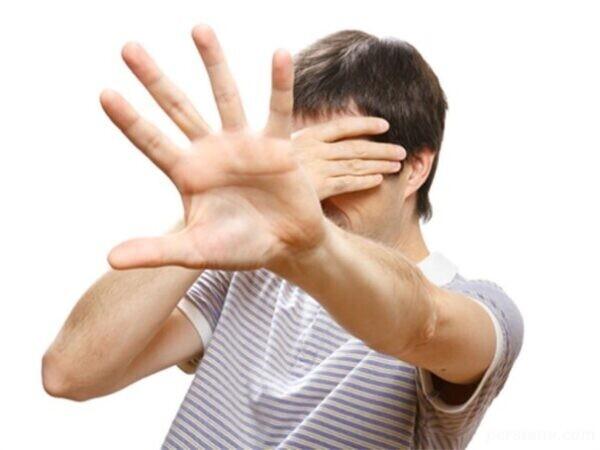 رفع خجالت و کمرویی