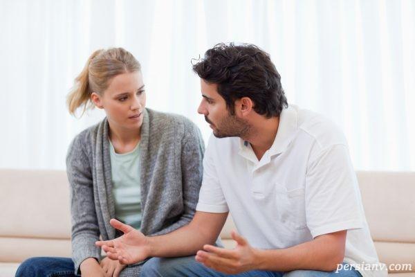 مشکلات زندگی با همسر پارانوئید