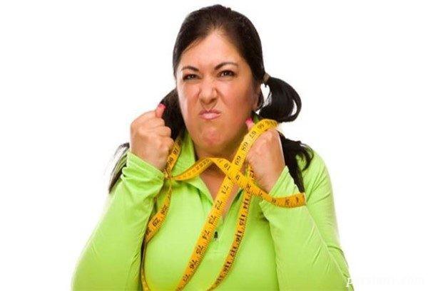 تست چاقی