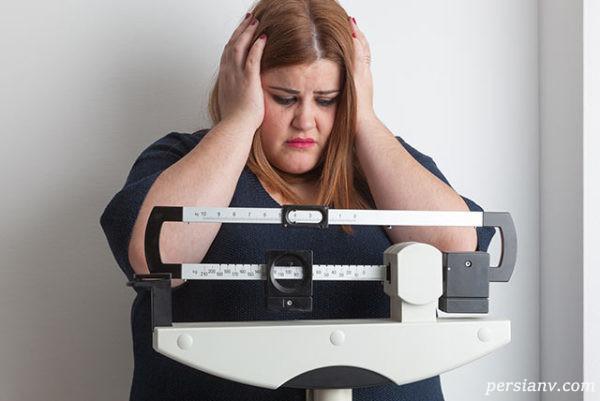 تست چاقی : شما به زودی گرد میشوید؟! + (تست)