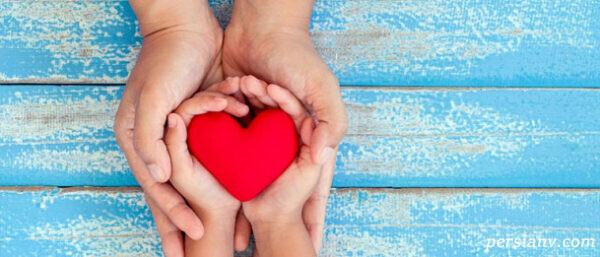فایده محبت کردن به دیگران!
