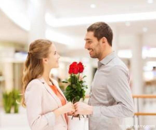 ازدواج ازدواج با مرد مورد علاقه