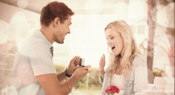 پسر مورد علاقه ام را چگونه به ازدواج وادار کنم؟