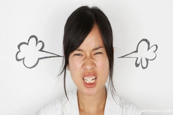 تست شخصیت شناسیِ عصبانی ها