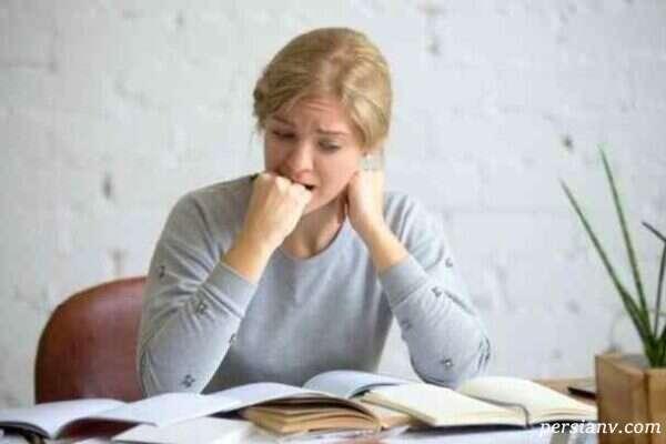 از بین بردن استرس و اضطراب با چند گام آسان