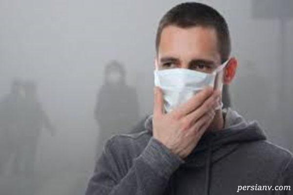 آلودگی هوا با اعصاب و روان ما چه می کند