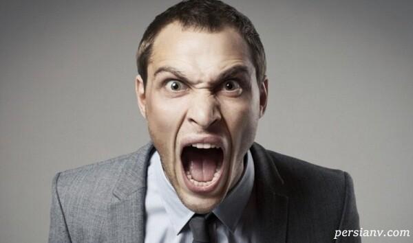 زندگی با آدم عصبانی