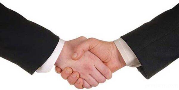شخصیت شناسی دست دادن