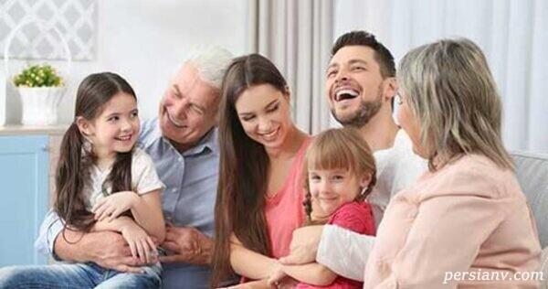 دخالت دیگران در تربیت فرزند