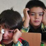چرا کودکان برای رفتن به مدرسه استرس و اضطراب دارند؟؟