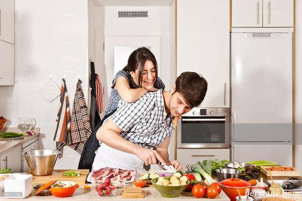 با آشپزی در بهبود روابط زناشویی خود معجزه کنید