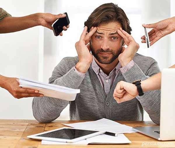 تاثیر استرس دیگران بر ما