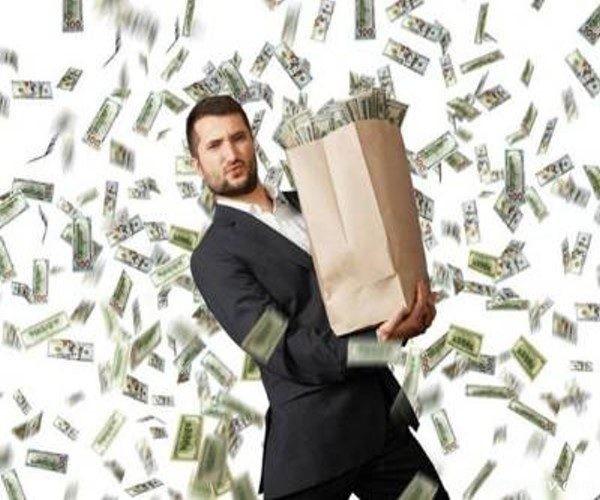 سندرم ثروت ناگهانی